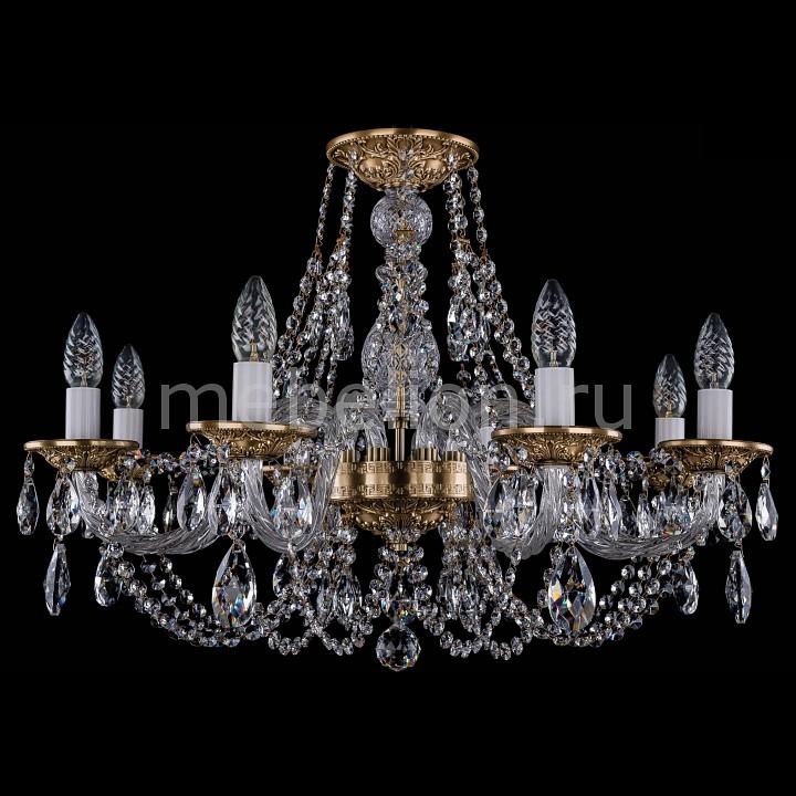 Подвесная люстра Bohemia Ivele Crystal 1606/8/240/FP 1606