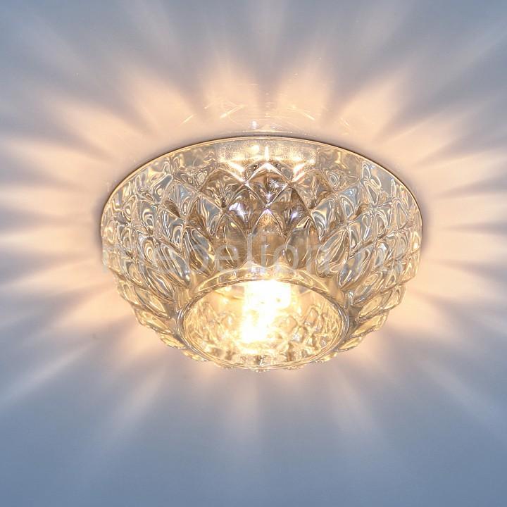 Встраиваемый светильник Elektrostandard 1101 G9 a035190