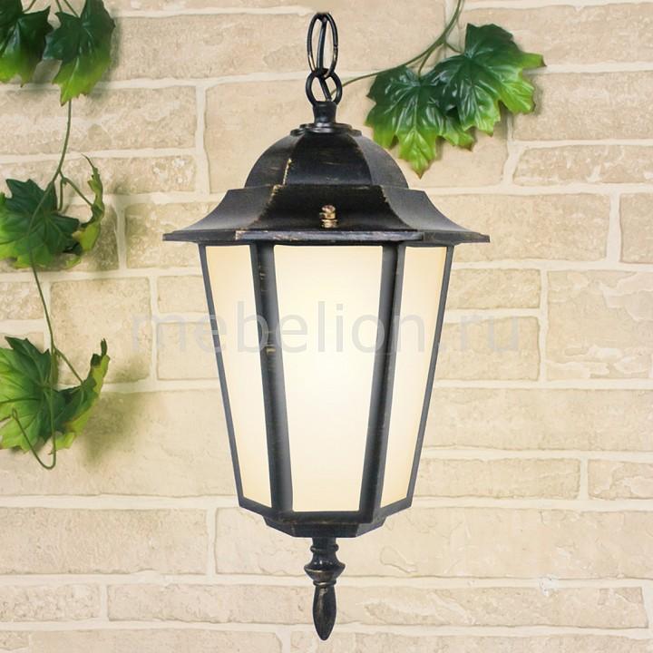 Подвесной светильник Elektrostandard GL 1004H черное золото elektrostandard gl 1004h черный