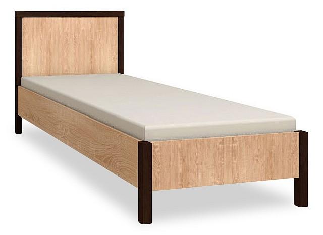 Купить Кровать односпальная Баухаус-3, Глазов-Мебель, Россия