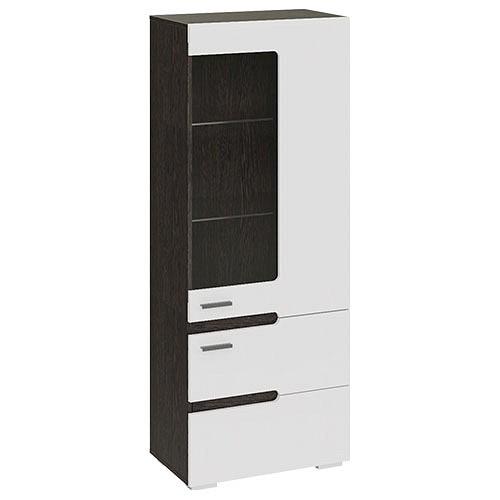 Шкаф-витрина Фьюжн