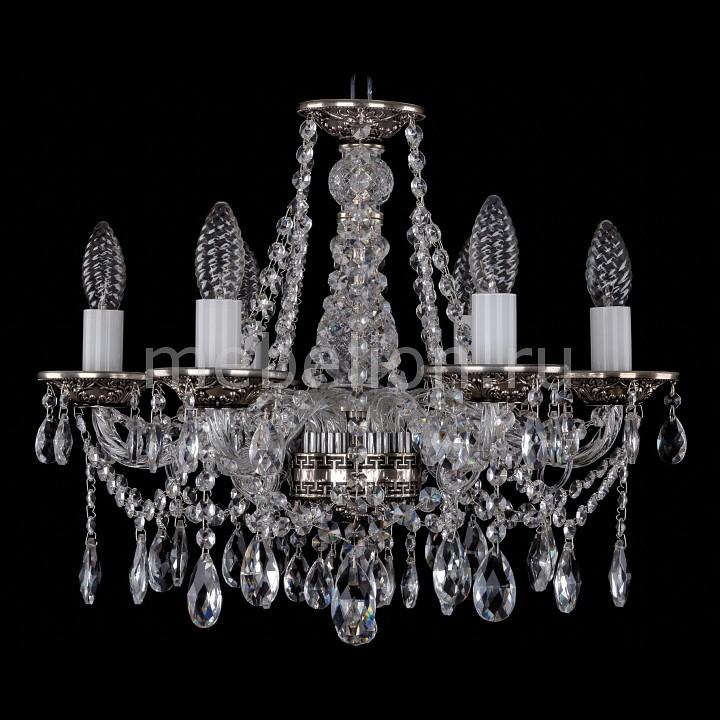 Подвесная люстра Bohemia Ivele Crystal 1613/6/165/NB 1613
