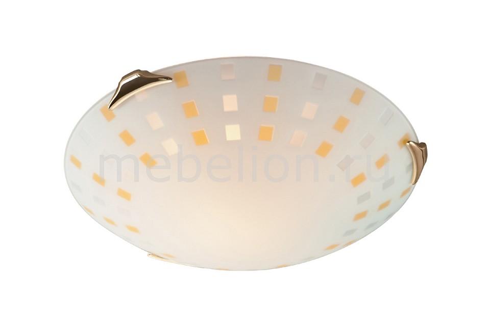 Накладной светильник Sonex Quadro Ambra 363