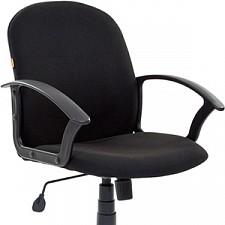Кресло компьютерное Chairman 681 черный/черный