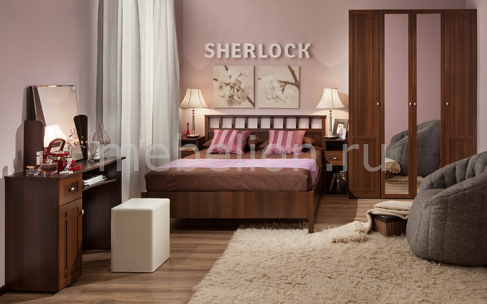 Гарнитур для спальни Шерлок-С3
