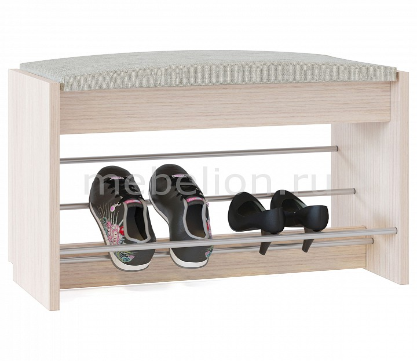 Банкетка-стеллаж для обуви ТП-5