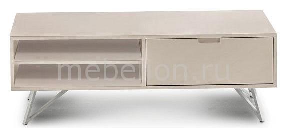 Стол журнальный ESF J16102 wk-88 itech d130w глянцевый белый мдф