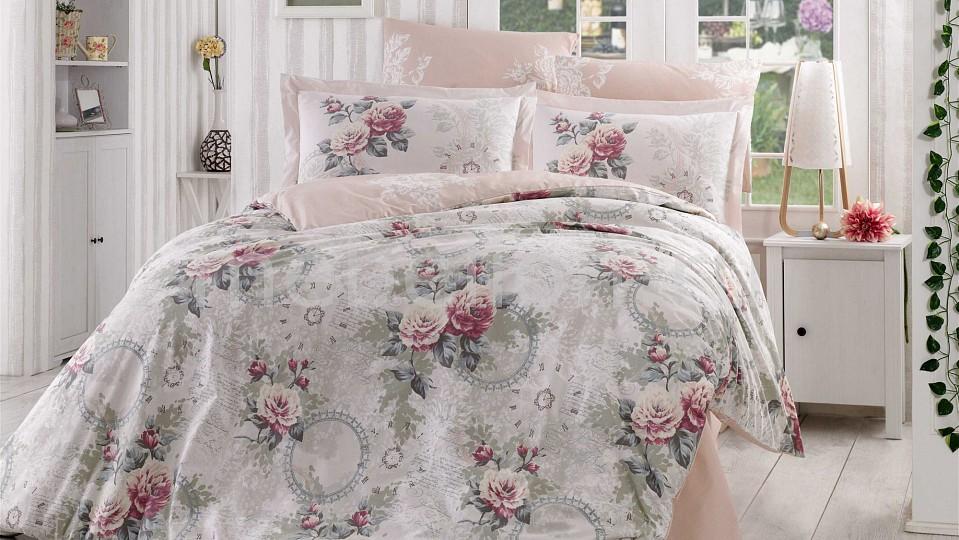 Комплект полутораспальный HOBBY Home Collection CLEMENTINA пуховик time for future цвет светло розовый