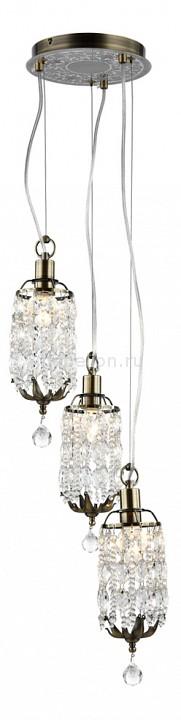 Подвесной светильник Maytoni Ronta DIA107-PL-03-R подвесной светильник maytoni ronta h107 03 r