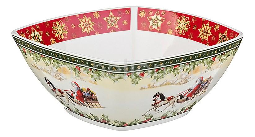 Салатник (15х15х6 см) Christmas collection 586-189