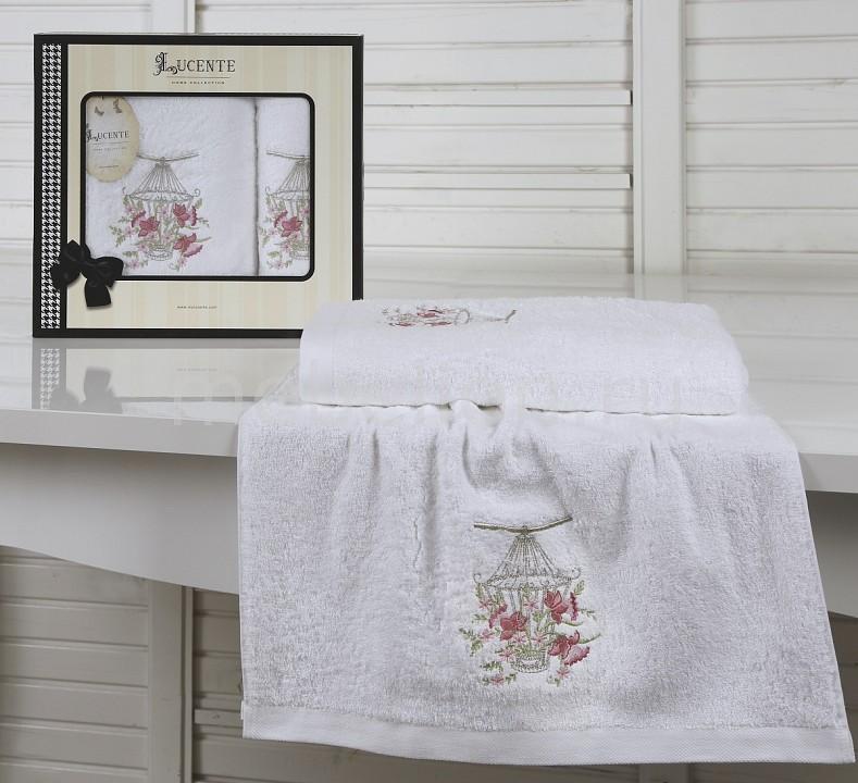 Набор полотенец для ванной Karna Набор из 2 полотенец для ванной GABBIA karna karna кухонный набор из 2 полотенец avze v21