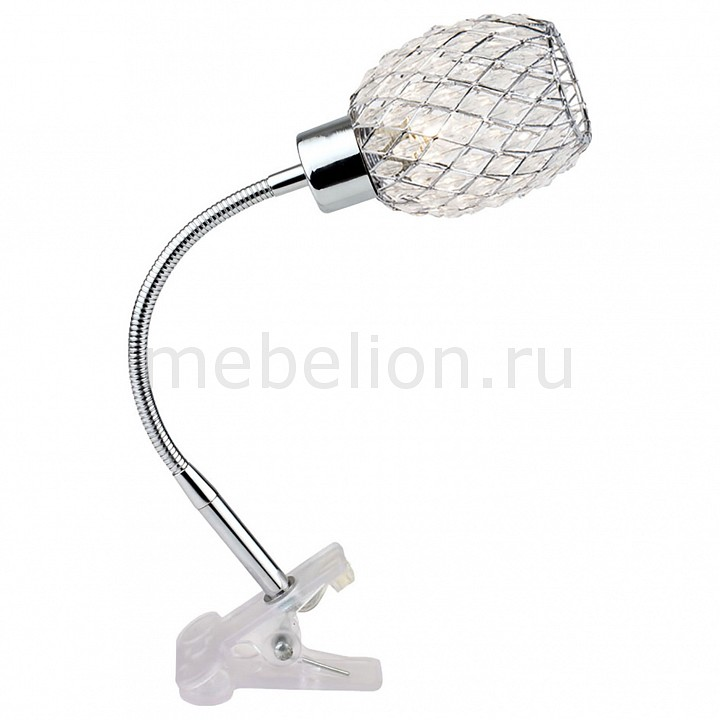 Настольная лампа офисная Lussole LGO-12 LSP-0125 спот lussole lgo lsp 0124