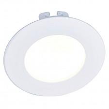 Встраиваемый светильник Riflessione A7008PL-1WH