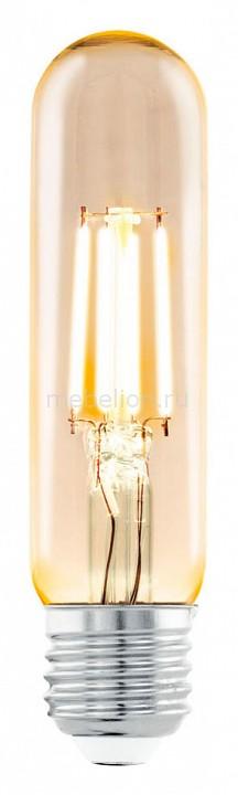Лампа светодиодная Eglo T32 E27 220В 3.5Вт 2200K 11554 лампа светодиодная [поставляется по 10 штук] eglo лампа светодиодная t32 e27 3 5вт 2200k 11554 [поставляется по 10 штук]