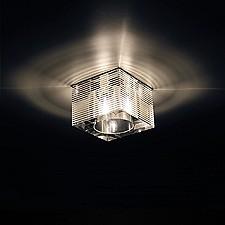Встраиваемый светильник Lightstar 004055 Qube