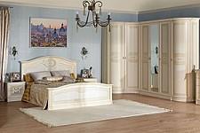 Шкаф для белья Кливия 641090.000