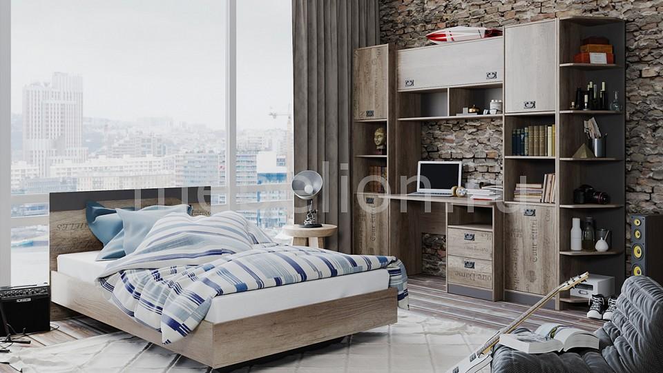 Гарнитур для детской Smart мебель Пилигрим techlink pr130swlo белый светлый дуб