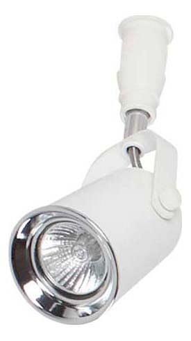 Светильник на штанге Odeon Light Flexiwhite 3628/1 odeon light 3628 1 odl18 000 белый с хромом гибкая трековая система ip20 e14 50w 220v flexiwhite
