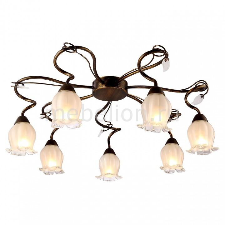 Потолочная люстра Arte Lamp A7449PL-7BR Glamore
