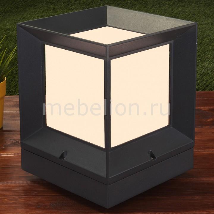 Наземный низкий светильник Elektrostandard 1603 Techno Marko L Черный пылесборник для сухой уборки techno ts 225 l