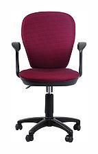 Кресло компьютерное CH-513AXN бордовое