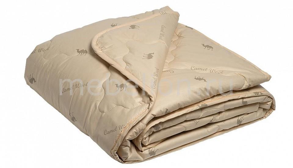 Одеяло двуспальное Лежебока ВЕРБЛЮЖКА одеяло двуспальное лежебока овечка