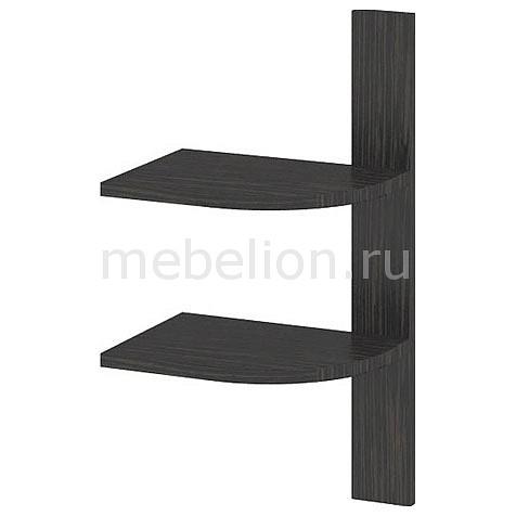 Полка навесная Мебель Трия Фиджи Сн(13) венге цаво мебельтрия полка навесная фиджи св 15 венге цаво
