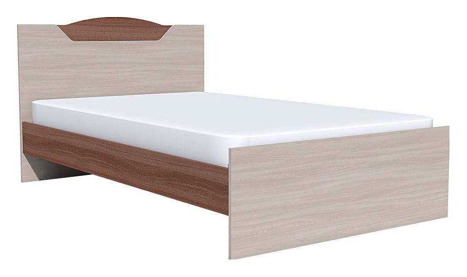 Кровать полутораспальная Рива 014.42-01