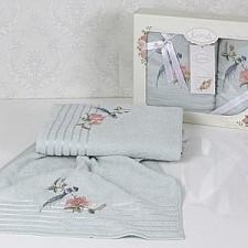 Набор полотенец для ванной Karna Набор из 2 полотенец для ванной ESTE