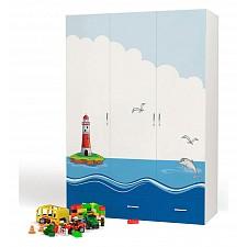 Шкаф платяной Advesta Ocean