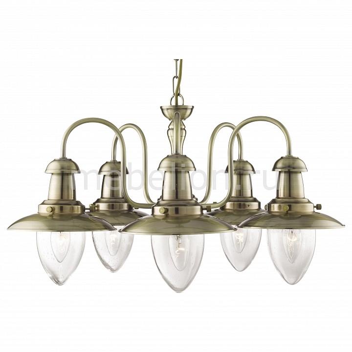 Подвесная люстра Arte Lamp Fisherman A5518LM-5AB