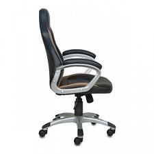 Кресло компьютерное Бюрократ CH-825S/Black+Bg черный/бежевый