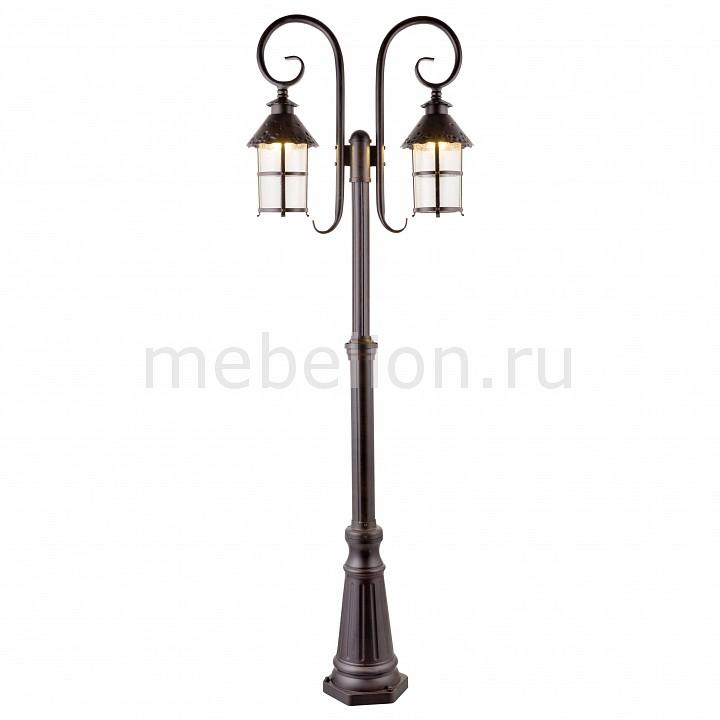 Фонарный столб Prague A1467PA-2RI Arte Lamp Артикул - AR_A1467PA-2RI, Бренд - Arte Lamp (Италия), Серия - Prague, Ширина, мм - 200, Высота, мм - 2120, Выступ, мм - 600, Тип крышек, ручек, элементов - E27