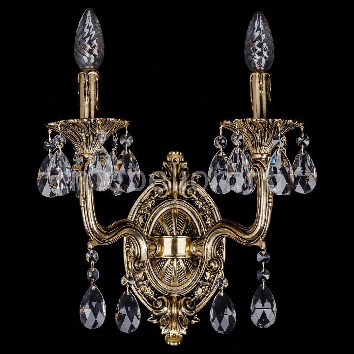Бра Bohemia Ivele Crystal 1700/2/110/A/GB 1700