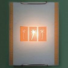 Накладной светильник Гоби Кирпичный 921 CL921041