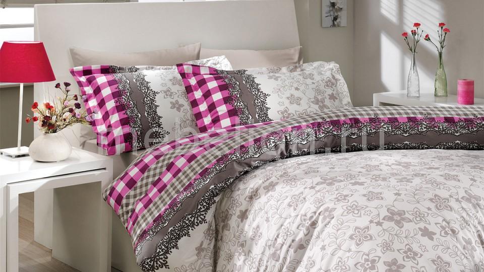 где купить Комплект двуспальный HOBBY Home Collection SERENA по лучшей цене
