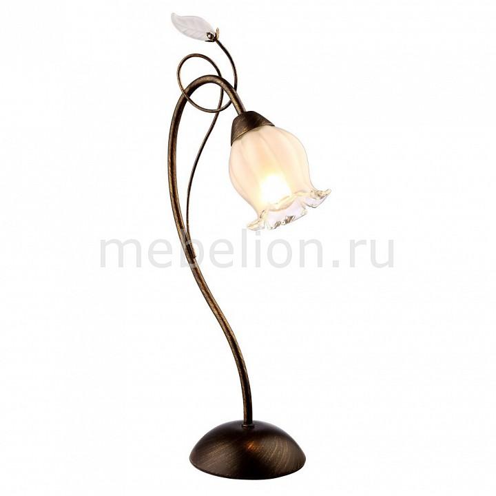 Настольная лампа декоративная Arte Lamp A7449LT-1BR Glamore