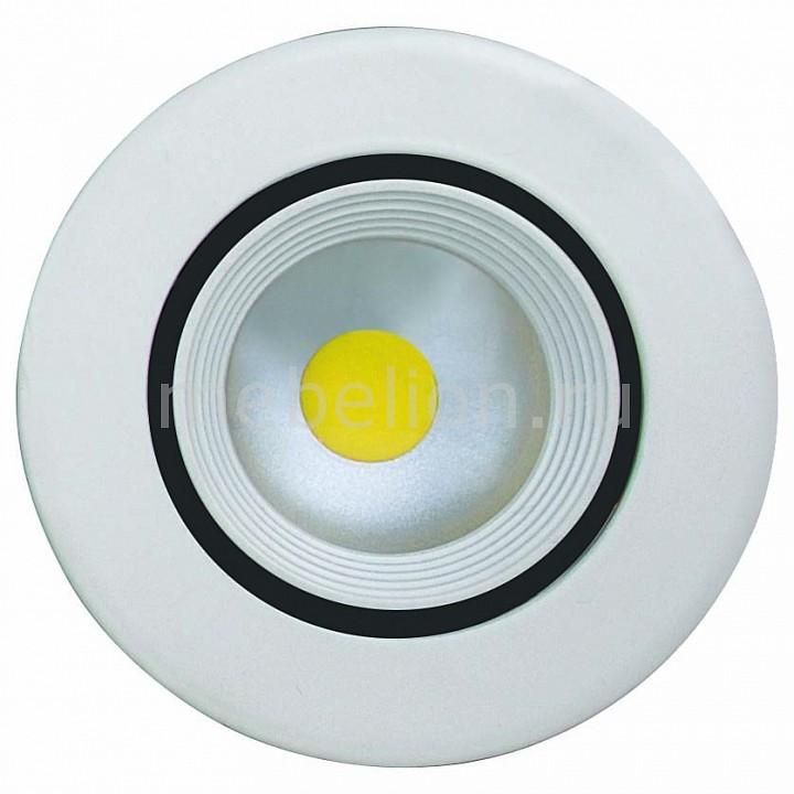 Встраиваемый светильник Horoz Electric HL692L HRZ00000364 horoz встраиваемый светодиодный светильник horoz galina 8 hl692l 8w 6500k белый 016 020 0008 hrz00000364