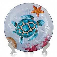 Блюдо декоративное Home-Philosophy (28 см) Turtle 402170