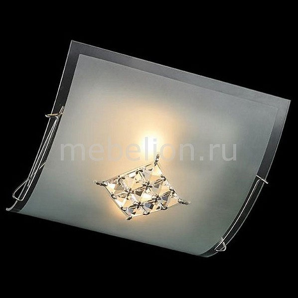 Накладной светильник Eurosvet 40071/2 хром накладной светильник eurosvet 40071 2 хром
