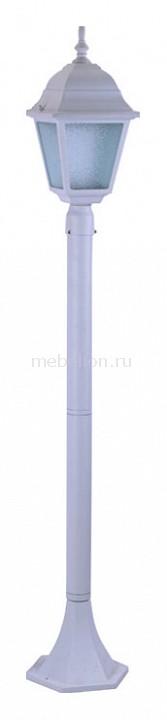 Наземный высокий светильник Arte Lamp Bremen A1016PA-1WH душевой трап pestan square 3 150 мм 13000007