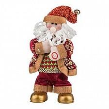 Мягкая игрушка (35 см) Санта 861-003