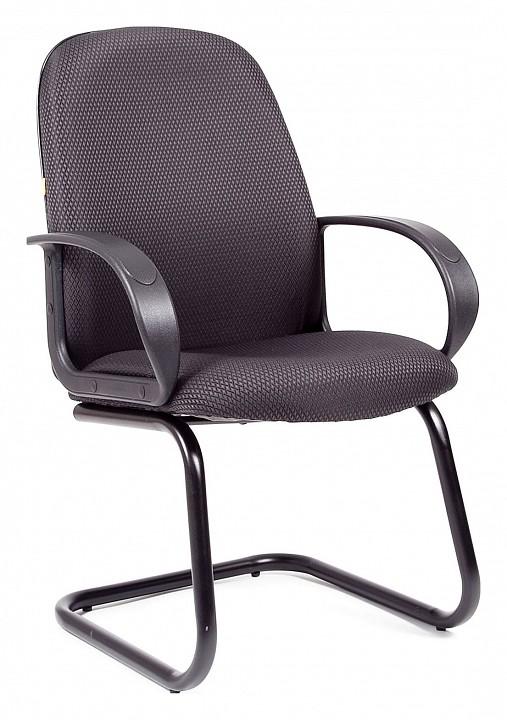 Кресло Chairman 279V серый/черный  тумбочка для хранения инструментов