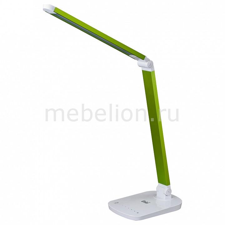 Настольная лампа офисная Uniel TLD-521 Green/LED/800Lm/5000K/Dimmer ultrafire diving 50m waterproof 800lm 1 mode white light led flashlight yellow green 1 x 18650