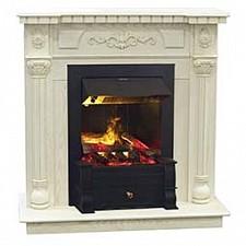 Электрокамин напольный Real Flame (95х38.1х104 см) Dacota 00010010930