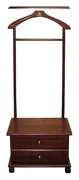 Вешалка для костюма В 23Н средне-коричневая