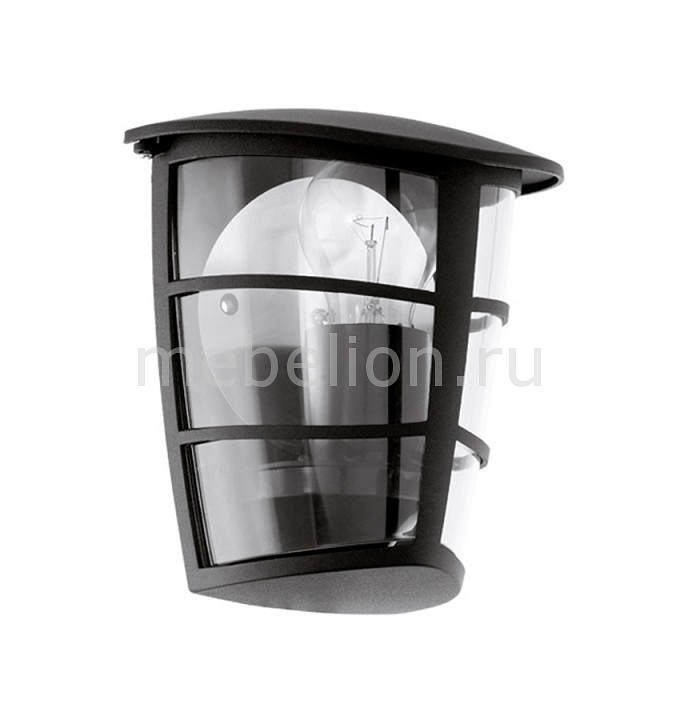 Накладной светильник Eglo Aloria 93407 уличный настенный светильник eglo aloria арт 93407