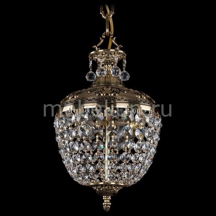 Подвесной светильник Bohemia Ivele Crystal 1777/20/GB 1777