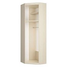 Шкаф платяной угловой Шейла СТЛ.600 дуб беленый