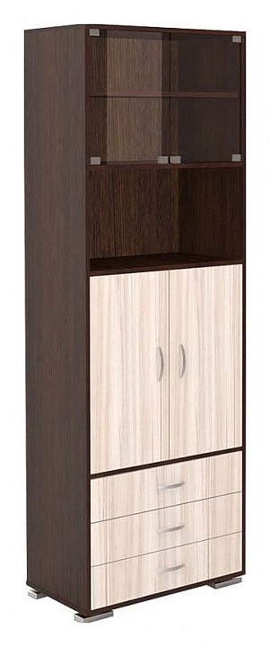 Шкаф комбинированный Домино СБ-220М